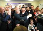 Koniec rz�d�w Piotra Uszoka. Od dzi� prezydentem Marcin Krupa