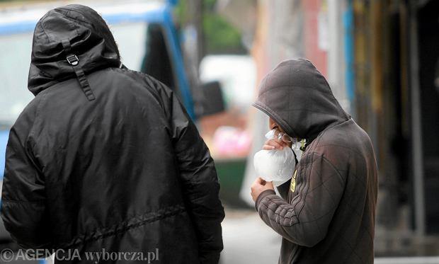 Co trzeci leczony w o�rodku narkoman w Europie jest Polakiem [RAPORT]