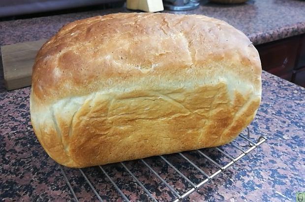 Przepis na chleb z ziemniakami