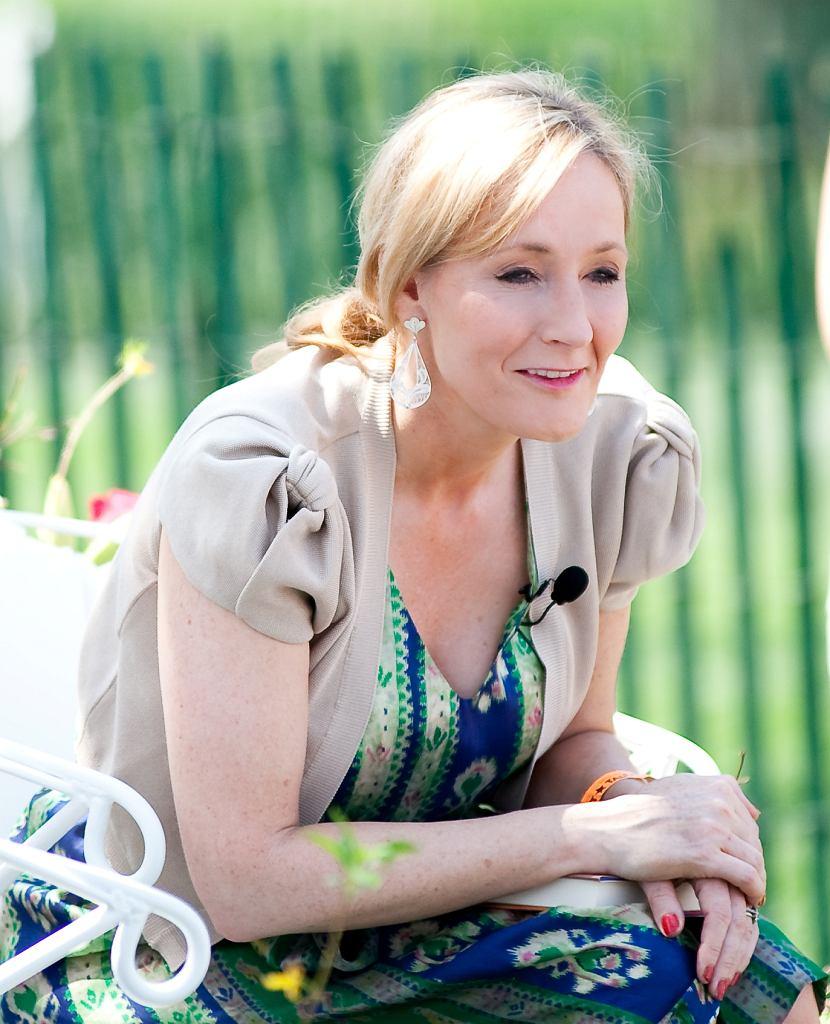 J. K. Rowling / Wikipedia