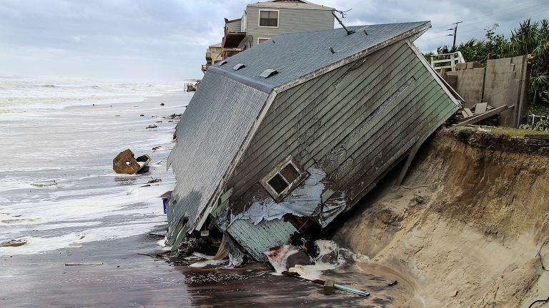 Huragan Irma siał spustoszenie na Florydzie