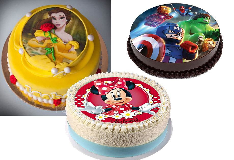 Opłatek na tort