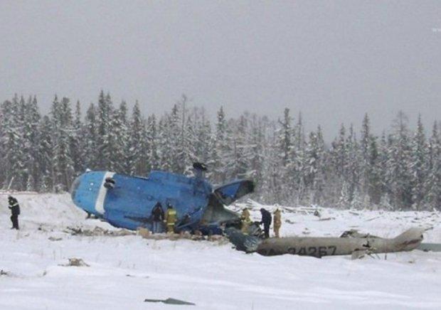 Rosja: 15 os�b zgin�o w katastrofie �mig�owca w Kraju Krasnojarskim