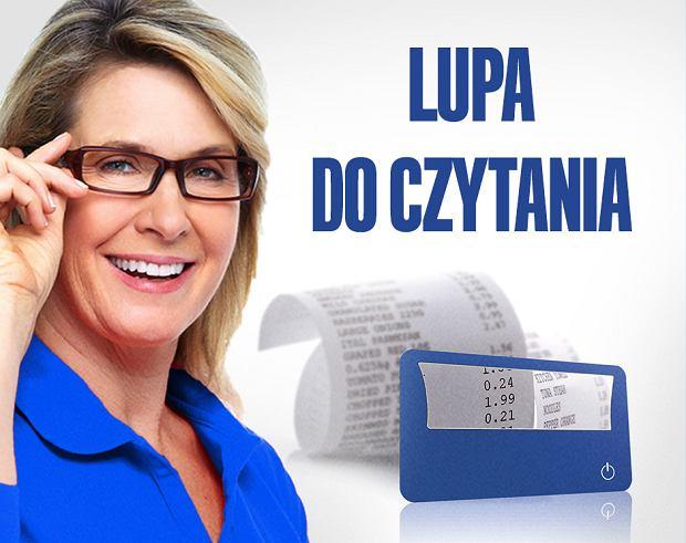 """Lupa do czytania z """"Wyborczą"""""""