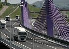 Do Czech autostrad� bez objazd�w. Most na A1 otwarty [ZDJ�CIA]
