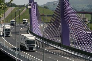 Do Czech autostrad� bez objazd�w. Most na A1 otwarty [ZDJ�CIA]