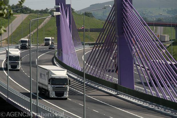 Autostrad� dojedziemy do Czech. Most w Mszanie otwarty