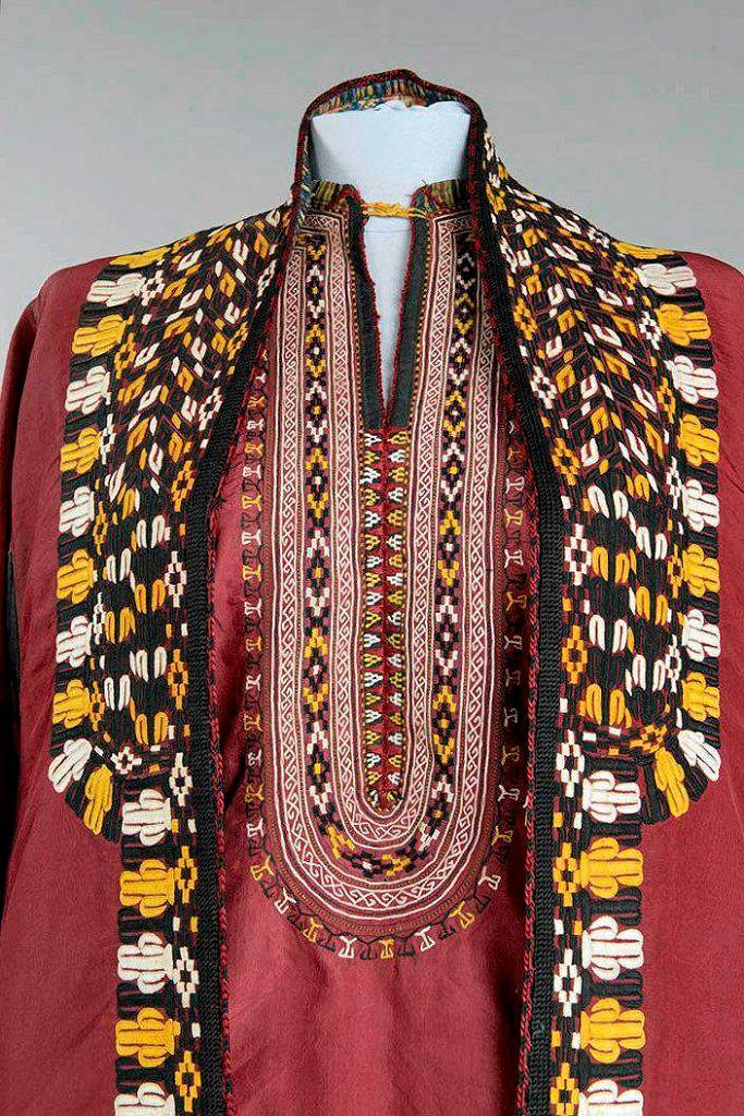 Wystawa 'Turkmeni. Sztuka codzienności' w Muzeum Azji i Pacyfiku / EUGENIUSZ HELBERT