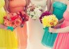 Nie tylko biel! 3 kolorowe sukienki na �lub cywilny