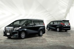 Wideo | Toyota Alphard | Klasa V po japo�sku