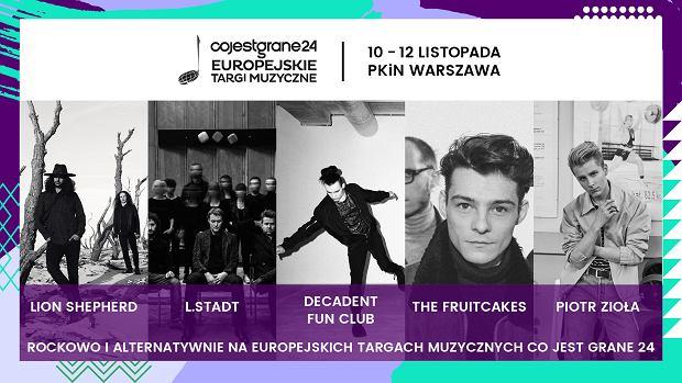 Europejskich Targach Muzycznych Co Jest Grane 24