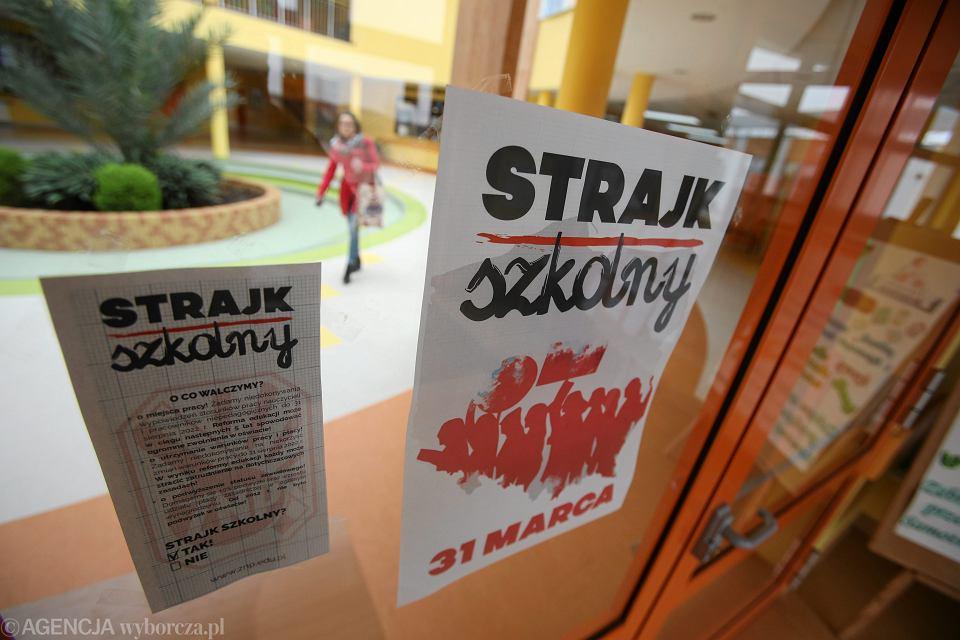 Dziś Strajk Nauczycieli. Jak Zwykle, Kiedy Rządzi PiS