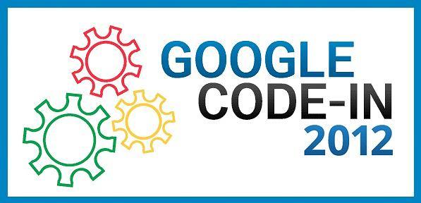 Google Code-In 2012