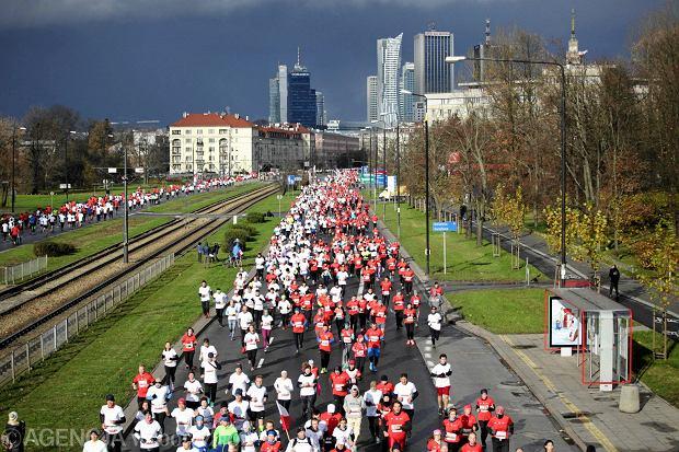 29. Bieg Niepodległości w Warszawie