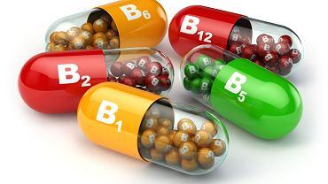 Witaminy z grupy B są organicznymi związkami chemicznymi dobrze rozpuszczalnymi w wodzie. Grupa ta zawiera aż 8 różnych witamin, z których każda odgrywa inną rolę