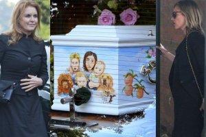 W poniedziałek w hrabstwie Kent w Wielkiej Brytanii odbył się pogrzeb zmarłej 7 kwietnia Peaches Geldof. Uroczystość miała miejsce w kościele św. Marii Magdaleny i św. Wawrzyńca - tu w 2000 roku pożegnano matkę Peaches, Paulę Yates; tu też córka Boba Geldofa w 2012 roku wzięła ślub z Tomem Cohenem.