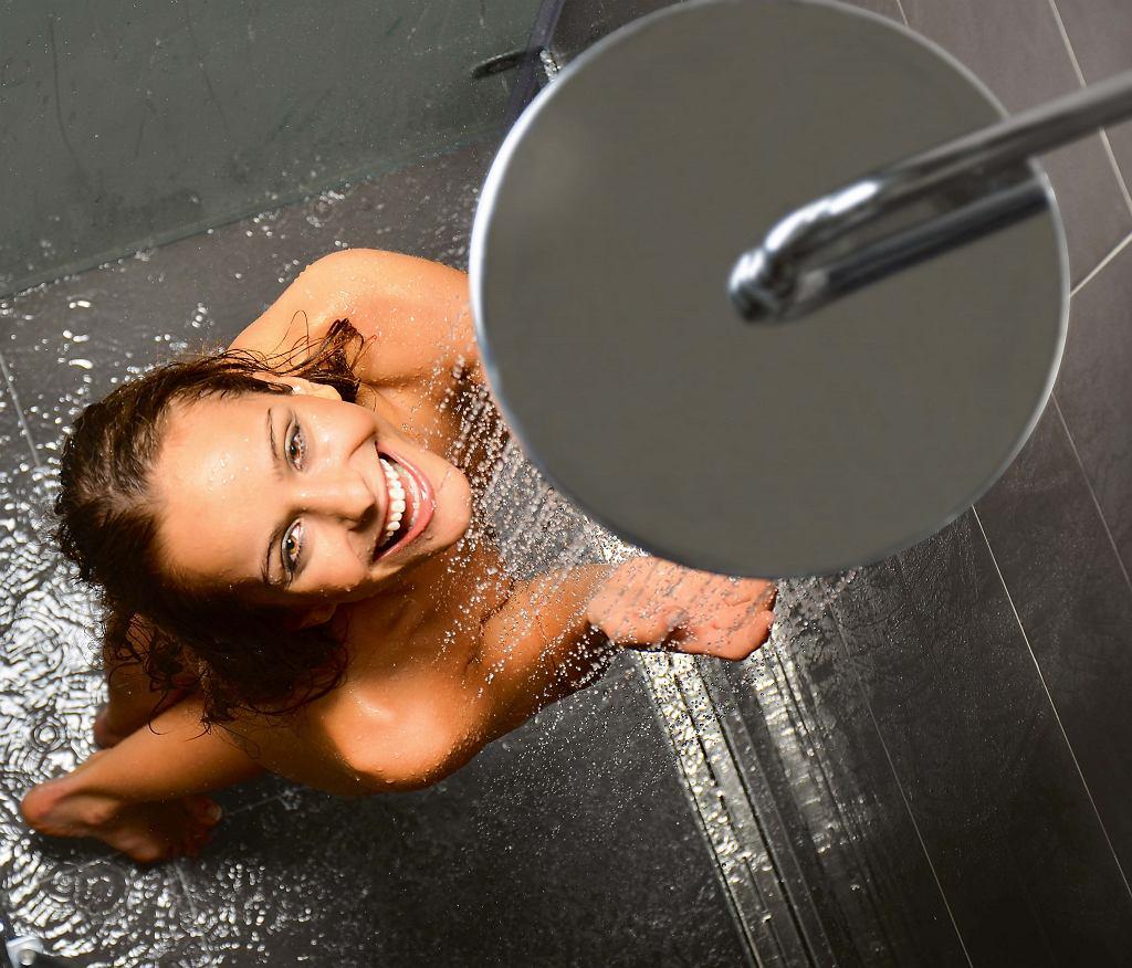 Deszczownice są coraz częściej wybierane do domowych łazienek.