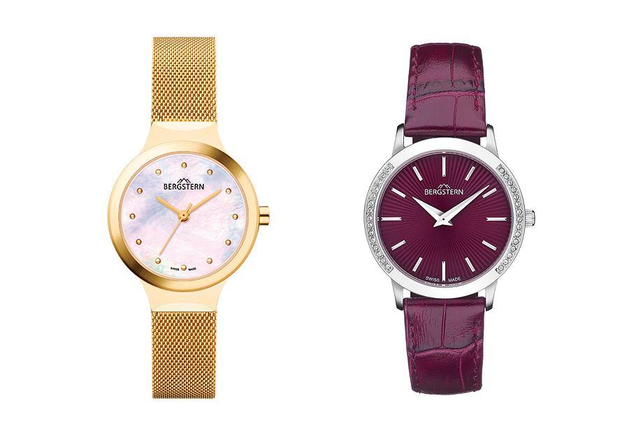 Bergstern - zegarki z kolekcji Brilliance