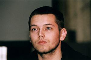Gabriel Fleszar w 2000 roku