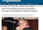 Prezydent ułaskawił kobietę skazaną na 10 lat więzienia za zabicie męża tyrana