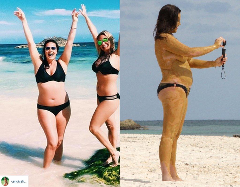 toples na plaży zdjęcia
