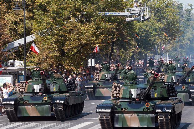 Ukraina chce modernizować polskie czołgi