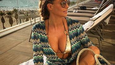 Małgorzata Rozenek-majdan znowu photoshopuje zdjęcia?