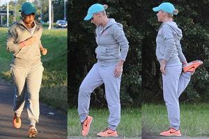 Aneta Zaj�c ostro wzi�a si� za siebie i biegaj�c zrzuca kilogramy: to tak, jakbym pokonywa�a sam� siebie