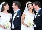 Ślub księżniczki Madeleine - kto zaprojektował suknię i jacy goście pojawili się na ceremonii?