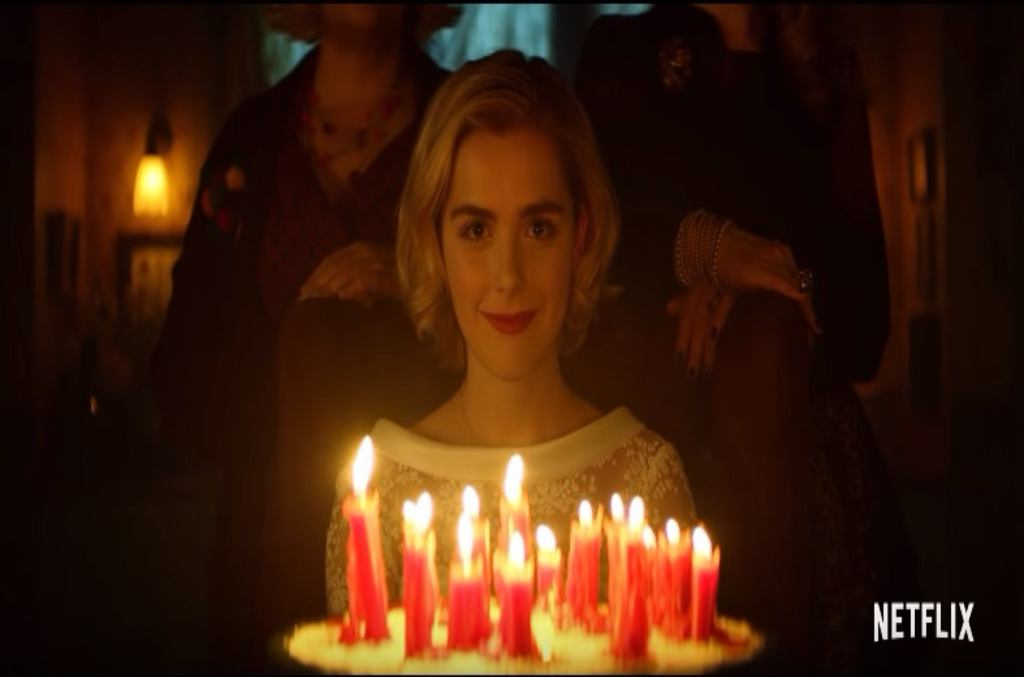 ''The Chilling Adventures of Sabrina'