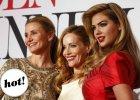 """Trzy pi�kne aktorki promuj� film """"The Other Woman"""" - kt�ra z nich wypad�a najlepiej na czerwonym dywanie?"""