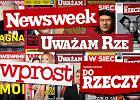 """Ma�gorzata Rozenek o... polityce, """"Jego Wysoko�� Radek"""" [W TYGODNIKACH]"""