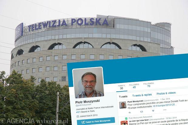 Ul. Woronicza, gmach TVP