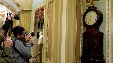 Kongresowi nie udało się uchwalić budżetu do północy w piątek 19 stycznia.