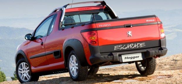 Zdjęcie numer 1 w galerii - Pickup Peugeota i Citroena | Znamy pierwsze szczegóły