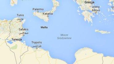 Polski statek uratował prawie setkę uchodźców dryfujących na gumowym pontonie na Morzu Śródziemnym