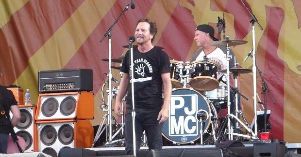 Członkowie kapel połączyli swoje siły, podczas występu w Nowym Orleanie.