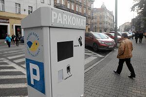 Do Katowic wr�ci�y parkomaty. Wiele urz�dze� ju� dzia�a