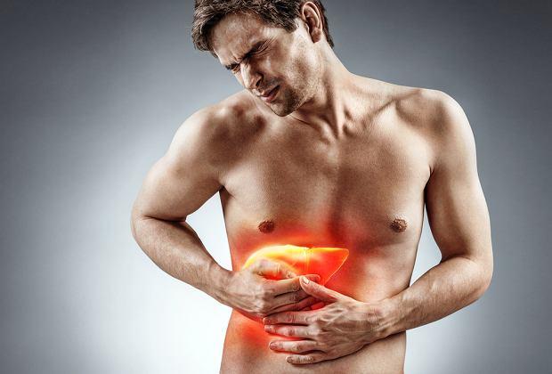 Zapalenie wątroby - rodzaje, objawy