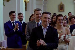 Pamiętacie słynne wesele, na którym bawili się Lewandowscy i Mroczkowie? Mamy nagranie, na którym tańczą!