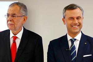 Austria wybiera po raz drugi. Kto zostanie prezydentem w niedzielnych wyborach?