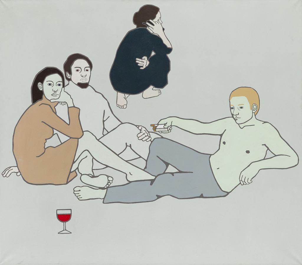 Agata Bogacka, On the grass / materiały prasowe