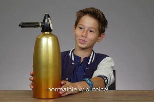 Butla z gazem? Gaśnica? Czym według dzieci jest syfon - kultowy przedmiot PRL-u? [WIDEO]