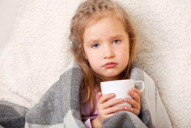 Dieta przeziębionego dziecka