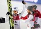 PŚ w skokach narciarskich. Polacy mimo wygranej w Lillehammer nie usłyszeli hymnu