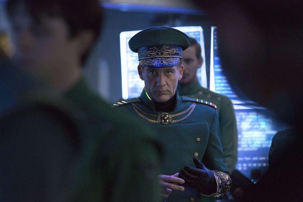Clive Owen w filmie 'Valerian i miasto tysiąca planet' / Materiały prasowe / 2016 VALERIAN SAS  TF1 FILMS PRODUCTION