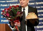 Fundacja Ex Corde zbiera pieniądze na pałacyk dla Jarosława Kaczyńskiego