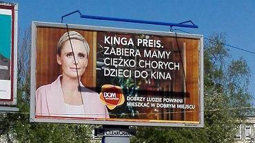 Billboard kampanii Dom Development