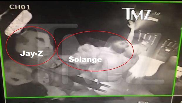 Jay-Z, Solange