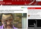 Czterej Polacy brutalnie pobili brytyjskiego wyk�adowc� podczas w�amania. Przyznali si� do winy